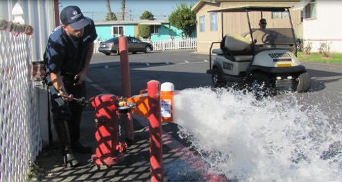 Fire Hydrant Service Fire Hydrant Testing