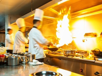Kitchen Fire Suppression Service